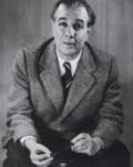 Jorge Luis Borges 120x150 Citat despre gandire