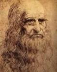 Leonardo da Vinci 118x150 Citat despre nedreptate